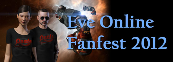 Eve Online Fanfest 2012 streaming