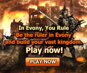 Play Evony now for free
