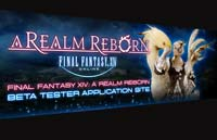 A Realm Reborn beta sign up