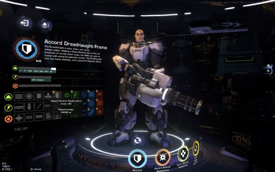 Firefall's new progression system