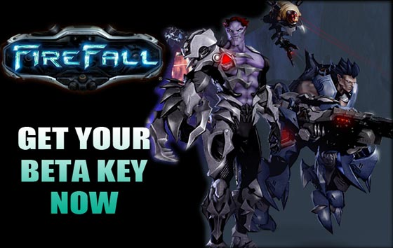 Claim your Firefall Beta key
