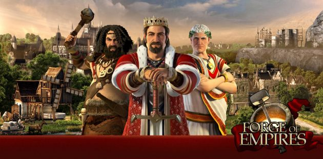 Forge of Empires wallpaper 2013