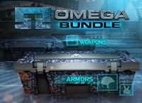 Omega Bundle packs now available