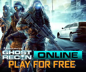Play Ghost Recon Online
