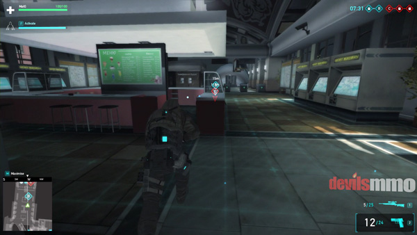 Ghost Recon Online review screenshot 4