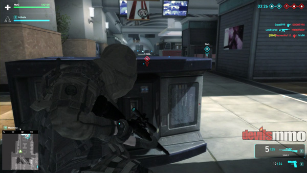 Ghost Recon Online review screenshot 5
