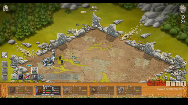 Godsrule War of the Mortals screenshot 3