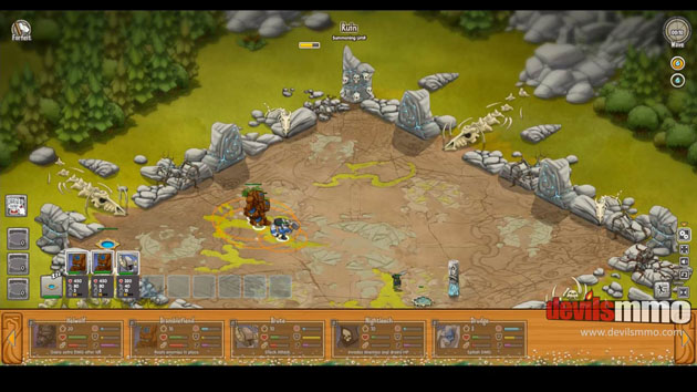 Godsrule War of the Mortals screenshot 2