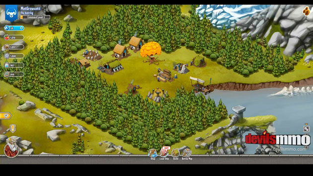 Godsrule War of the Mortals screenshot 1