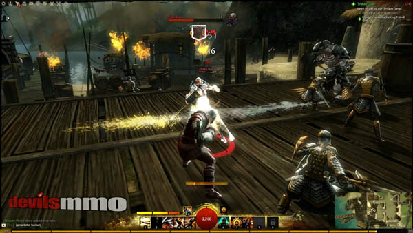 Frame Rate and Lag in Guild Wars 2