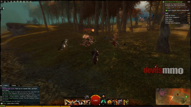 Guild Wars 2 Gameplay Diary episode 25 screenshot