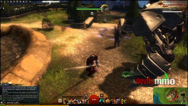 Guild Wars 2 Caudecus' Manor 3