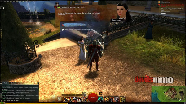 Guild Wars 2 Caudecus' Manor 1