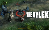 Guild Wars 2 The Hylek gameplay