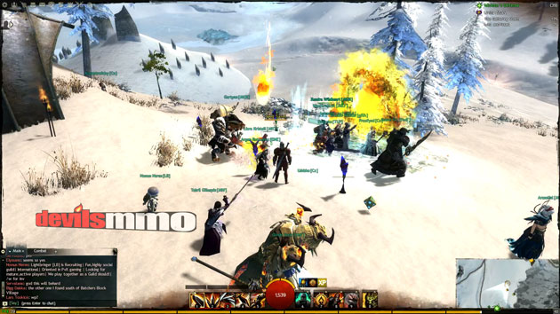 Gathering Storm screenshot 4