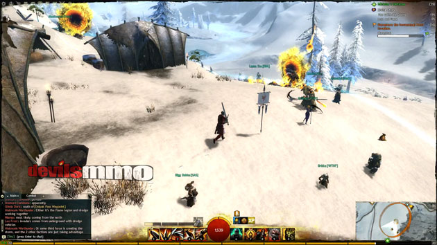 Gathering Storm screenshot 5