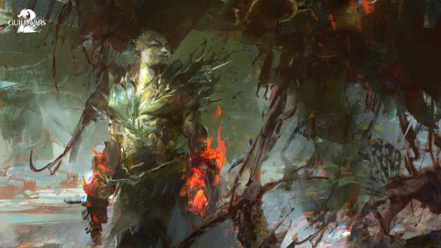 Guild Wars 2 Southsun wallpaper - Canach