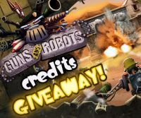 Guns and Robots giveaway