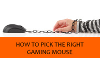 How To Pick A Gaming Mouse