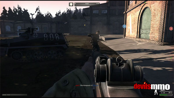 Heroes & Generals review screenshot 5