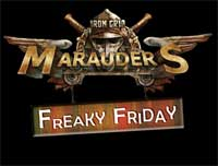 Iron Grip Marauders Freaky Friday