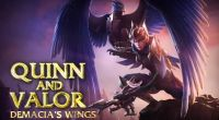 Quinn and Valor spotlight