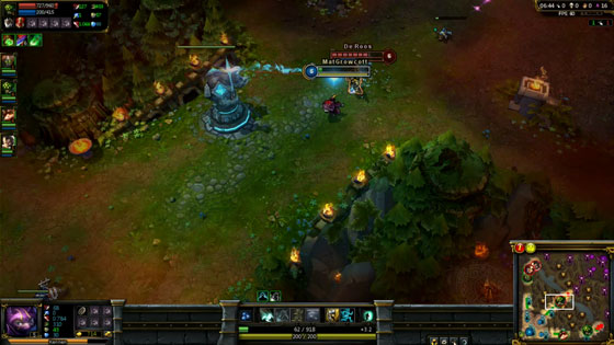 League of Legends Review 2012