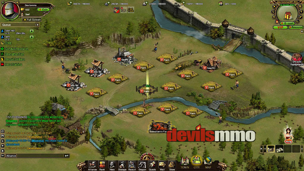 Lord of Ages MMORTS