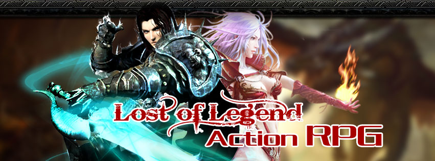 Get your Lost of Legend CBT key here