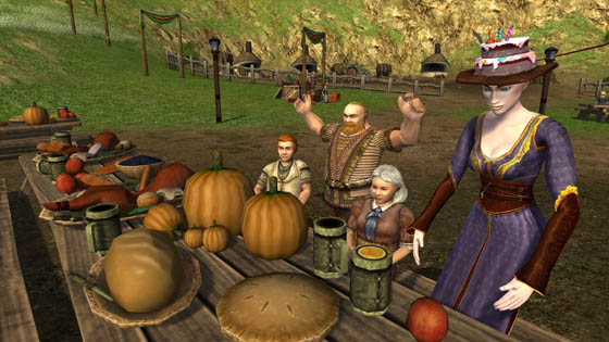 Lord of the Rings Online celebrating 5th anniversary
