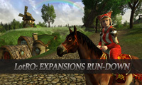 LotRO Expansions Run Down