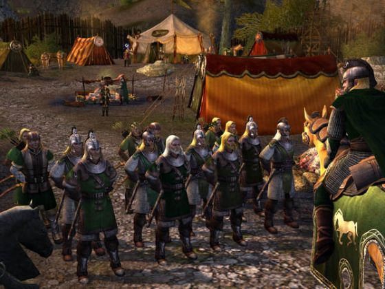 How Riders of Rohan will change Lord of the Rings Online