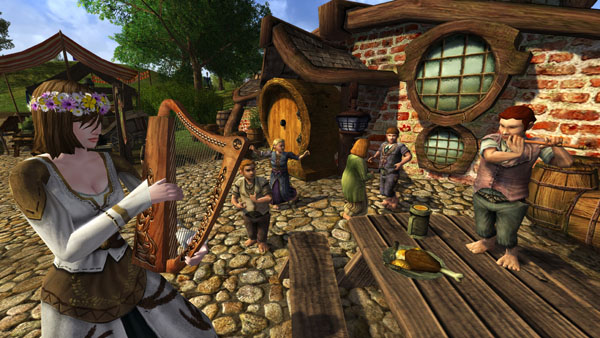 LotRO and Hobbit festivals