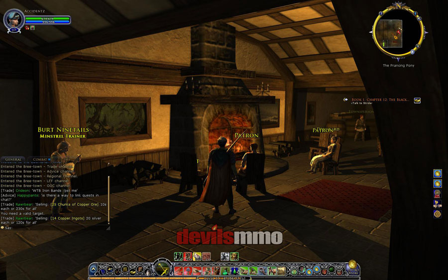Lord of the Rings Online Screenshots