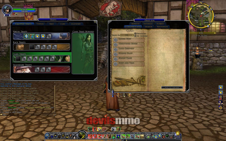 Lord of the Rings Online Review | free MMORPG games