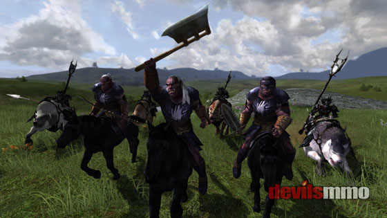 Lord of the Rings Online Warbands coming to Mac OS X