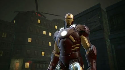 Iron Man - Marvel Heroes MMO