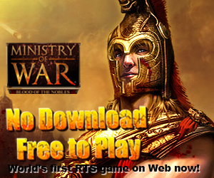 Ministry of War free MMORTS
