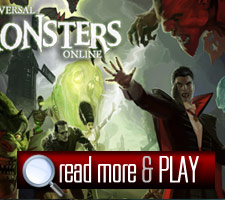 Universal Monsters Online Review