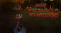 Neverwinter Beta impressions review
