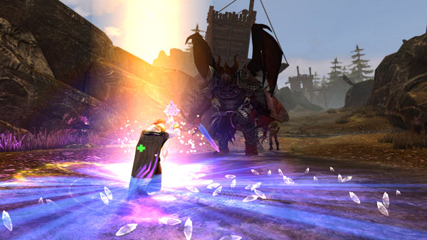 Neverwinter Cleric Screen 4