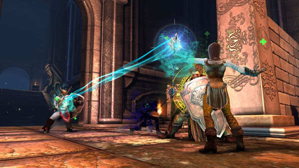Neverwinter Cleric Screen 2