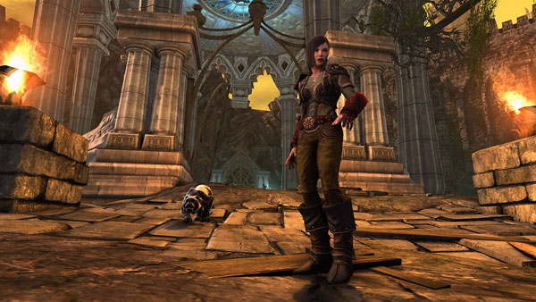 Neverwinter Cleric Screen 5