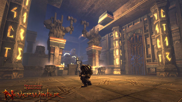 Dungeons and Dragons Neverwinter launches