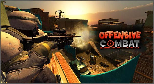 Offensive Combat - Free browser based MMOFPS