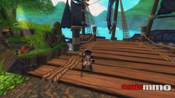 Pirate 101 Screenshot 2