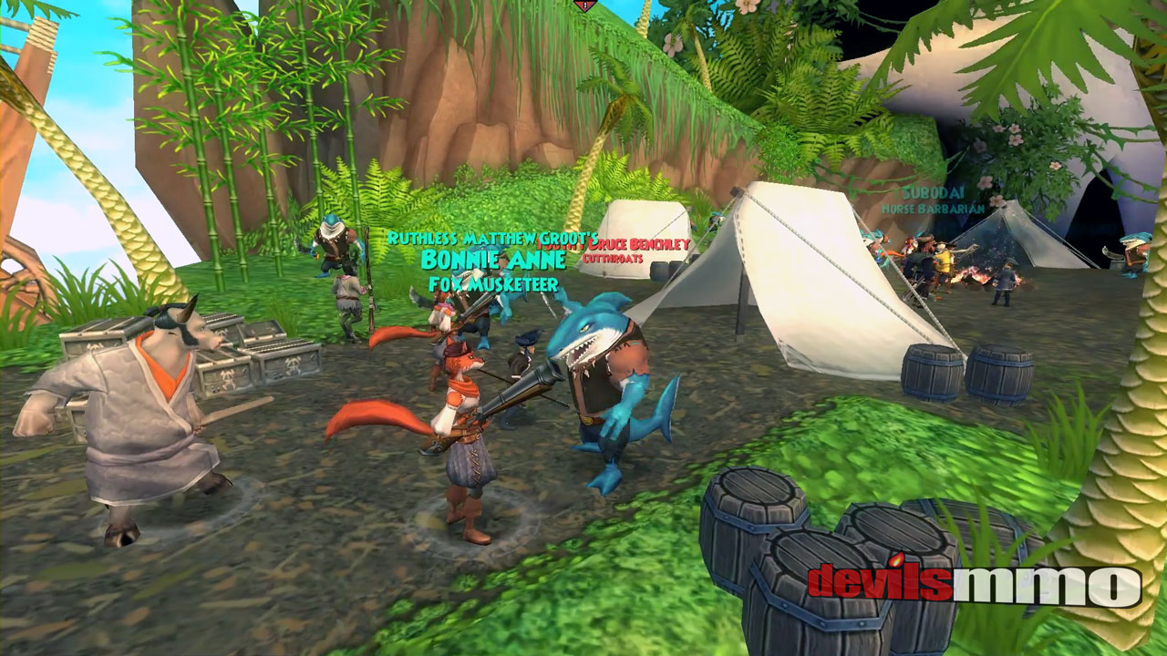 Pirate 101 Review with Gameplay Video