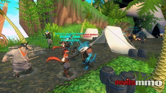 Pirate 101 Screenshot 4