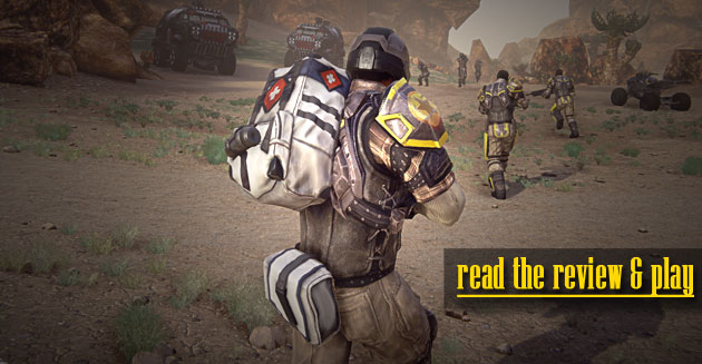 Read Planetside 2 review