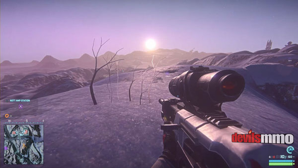 Planetside 2 Gameplay Review Screenshot 1